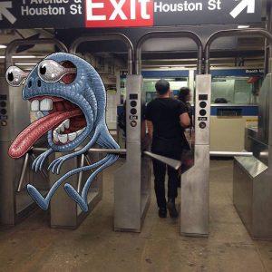 O altfel de cultura la metrou