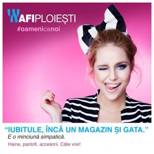 AFI Ploiesti lanseaza campania – #oamenicanoi