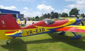 Spectacol aviatic pe 13 mai la Strejnic