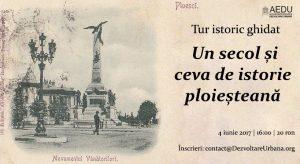 """""""Un secol si ceva de istorie ploiesteana"""""""