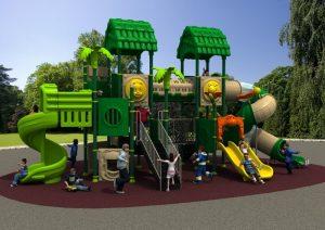 Locuri de joaca de exterior pentru joaca in aer liber
