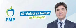 Despre Dragoș Rădulescu, unul dintre candidații la funcția de primar al Ploieștiului
